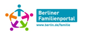 Logo des Berliner Familienportals