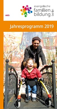 Jahresprogramm 2019 Ev. Familienbildung Berlin